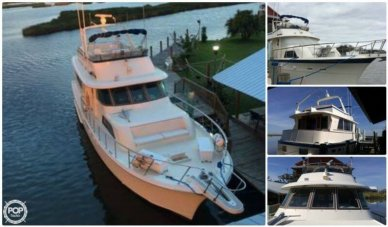 Hatteras 53 Motor Yacht Extended Deck, 53', for sale - $189,000