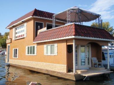 Custom 50 Houseboat, 50, for sale - $350,000