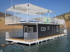 2000 Custom 30' / 44' Houseboat - #2
