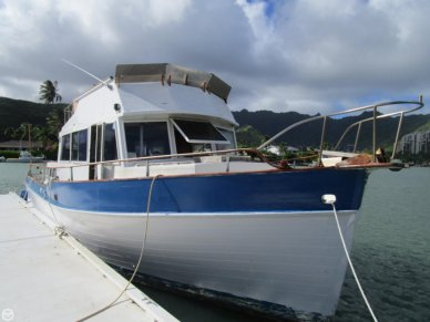 Grand Banks 42 Classic, 42', for sale - $43,400
