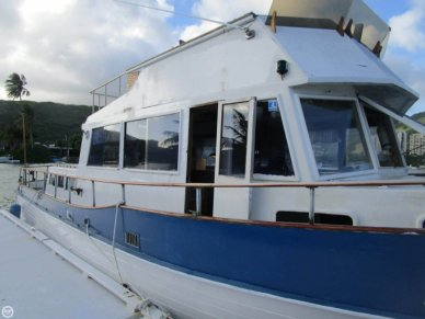 Grand Banks 42 Classic, 42', for sale - $39,500
