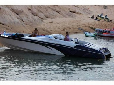 Magic Wizard 29 Open Bow Mid Cabin, 29', for sale - $64,700