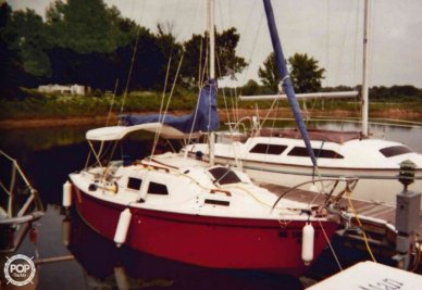 WWP 19, 18', for sale - $13,000