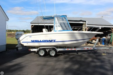 Wellcraft 220 CCF, 23', for sale - $17,500
