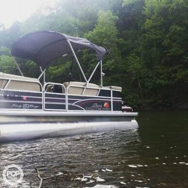 Sun Tracker Party Barge 20 DLX, 21', for sale - $24,500