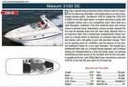 2002 Maxum 3100 SCR - #2