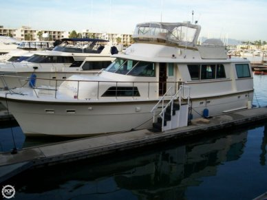 Hatteras 58 Motoryacht, 65', for sale - $375,000