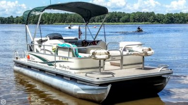 Sun Tracker Party Barge 20, 21', for sale - $16,250
