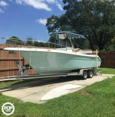 Cobia 244, 25', for sale - $21,000