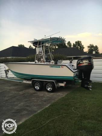 Contender 21 Open, 21', for sale - $39,900