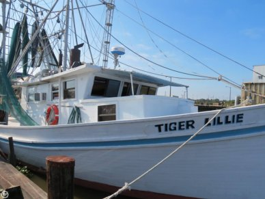 Roy Guidry 51, 60', for sale - $66,700