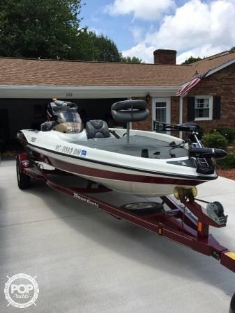 Triton Tr-186, 18', for sale - $16,500