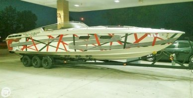 Scarab III 334, 34', for sale - $40,000