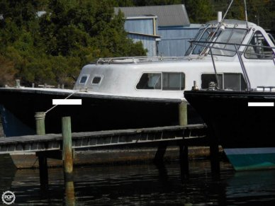 Willard 40 Captain Personnel, 40', for sale - $14,500
