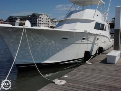 Hatteras 53, 53', for sale - $95,000