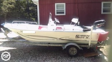 Carolina Skiff 16 Skiff JVX, 16', for sale - $18,000