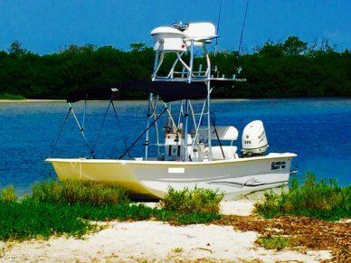 Carolina Skiff 20, 20', for sale - $41,900
