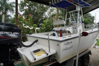 Lightning 21 Open Fisherman, 25', for sale - $12,500