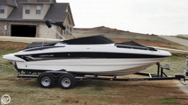 Crownline 240 EX, 24', for sale - $27,300