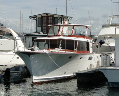 Stephens 36 Motoryacht, 36', for sale - $27,000