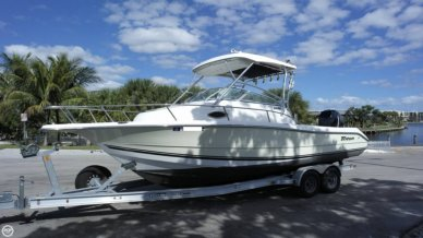 Triton 2486 Walkaround, 25', for sale - $38,400