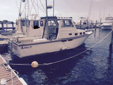 Albin 27, 27', for sale - $19,000