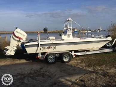 Champion 21 Bay Champ, 21', for sale - $38,900