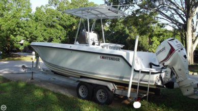 Contender 23, 23', for sale - $50,000