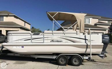 Hurricane FD 238 REF, 23', for sale - $22,500