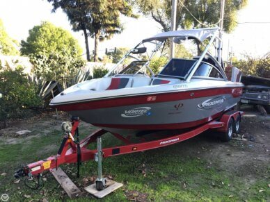 Moomba Mobius XLV GG Edition, 23', for sale - $37,300