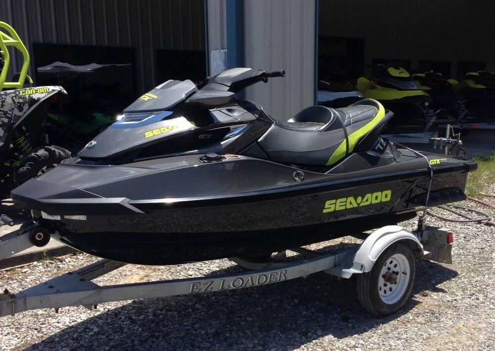 Sea Doo Jet Ski For Sale >> Sold Sea Doo Gtx 215 Limited Sea Doo Jet Ski Pwc Boat In