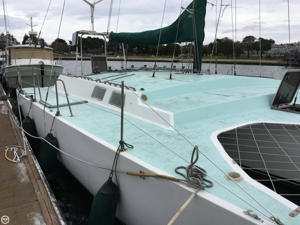 SOLD: Cross 40 boat in Richmond, CA | 116930