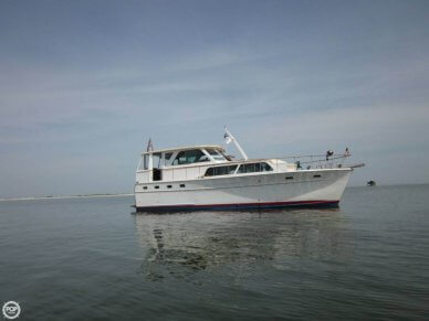 Egg Harbor 43 MY, 43', for sale - $44,400