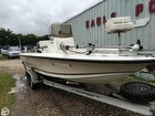 1999 Mako 2100 Bay Shark - #2