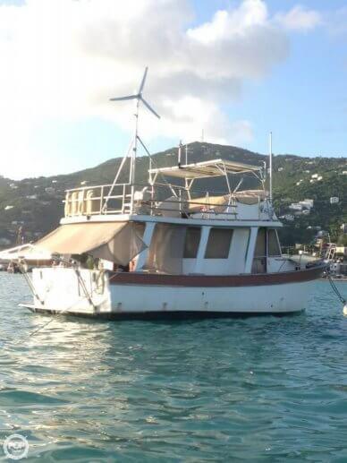 Marine Trader 34 Sedan, 34', for sale - $25,000