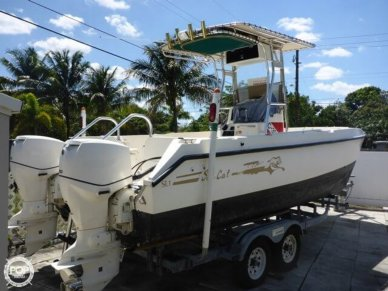 Sea Cat SL1 Center Console, 21', for sale - $15,000