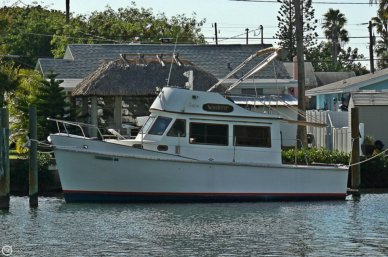 Cheoy Lee 28 Sedan Trawler, 27', for sale - $45,000
