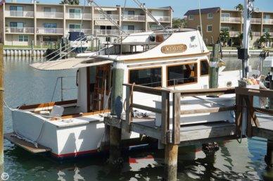 Cheoy Lee 28 Sedan Trawler, 27', for sale - $43,400