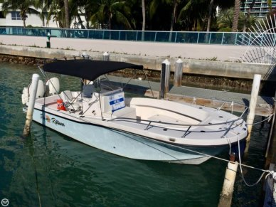 Dusky Marine 252 Open Fisherman, 25', for sale - $65,000