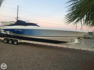 Donzi 45 ZX, 45', for sale - $139,950