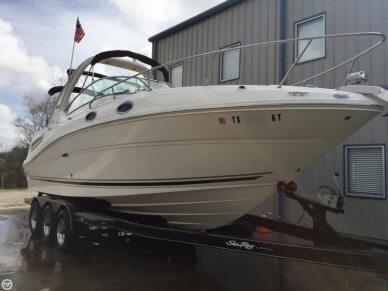 Sea Ray 260 Sundancer, 28', for sale - $55,000