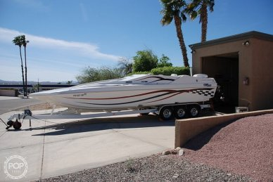 Warlock 31 SXT CAT, 31, for sale - $88,000