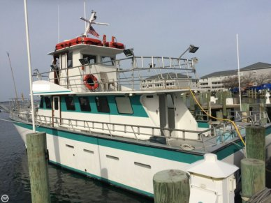 DMR Head Boat, 60', for sale - $199,000