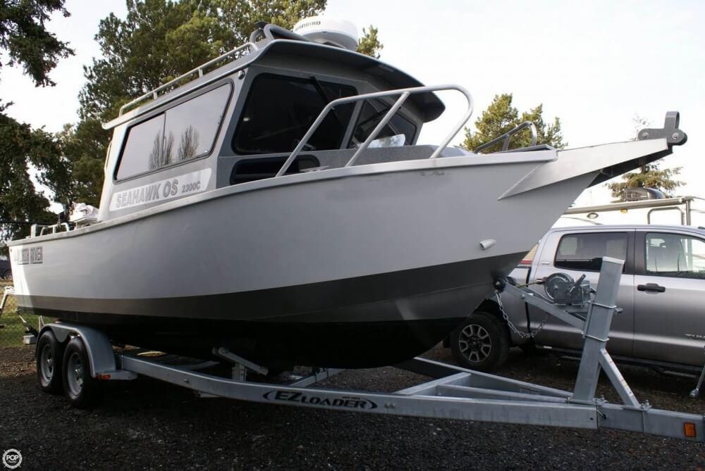 North River OS 2300C, 25', for sale - $99,000