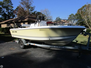 Sea Pro 186 CC, 18', for sale - $15,500