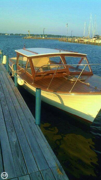Lyman 26 Cruisette, 26', for sale - $44,500