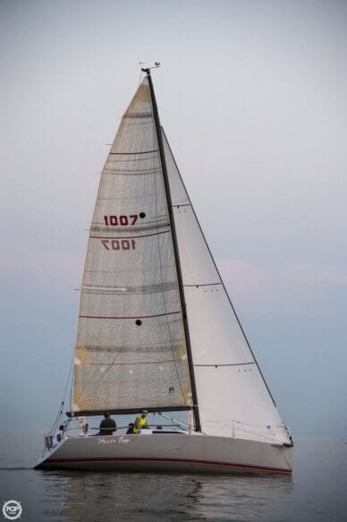 Synergy 1000 Racing Yacht, 32', for sale - $43,500