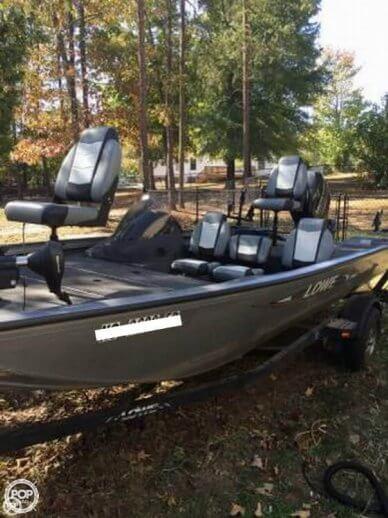 Lowe Stinger 175, 17', for sale - $18,000