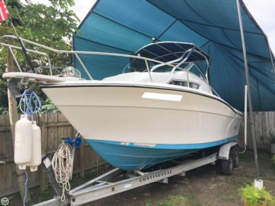 Sportcraft Fishmaster 252, 25', for sale - $49,999
