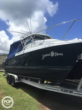Glacier Bay Isle Runner Blue Haul 2670, 26', for sale - $75,000